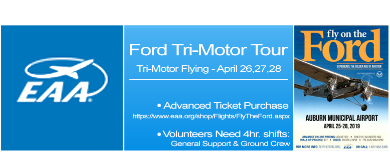 EAA Fly the Ford